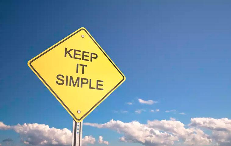 simplificar a vida