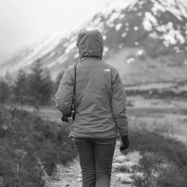 Zen e a arte da caminhada